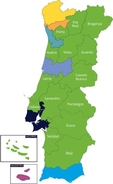Abrangencia Territorial Cniacc Centro Nacional De Informacao E